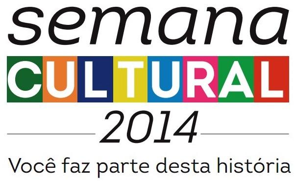 Logo Semana Cultural 2014